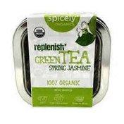 Spicely Organics Replenish Green Tea