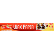 Our Family Wax Paper