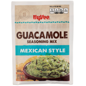 Hy-Vee Mexican Style Guacamole Seasoning Mix