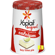 Yoplait Original Yogurt, Key Lime Pie, Low Fat Yogurt