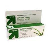 Up&Up Maximum Strength Hydrocortisone 1% Cream Plus 10 Moisturizers