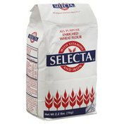 Selecta Wheat Flour, All Purpose, Enriched