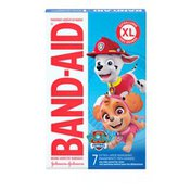 Band-Aid Brand Adhesive Bandages Featuring Nickelodeon Paw Patrol, Extra Large