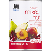 Food Lion Mixed Fruit, Cherry