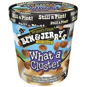 Ben & Jerry's What A Cluster Ice Cream