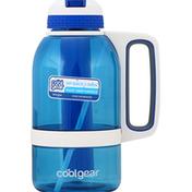Cool Gear Bottle, Sip Back & Realx, 64 Ounce
