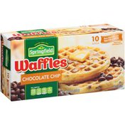 Springfield Chocolate Chip Waffles