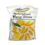 Green Tech Mango Slices
