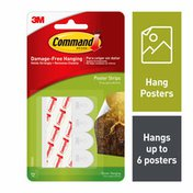 3M Command Command™ Poster Strips