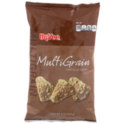 Hy-Vee Multigrain Tortilla Chips