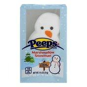 PEEPS Marshmallow Snowman