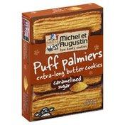 Michel Et Augustin Puff Palmiers, Caramelized Sugar