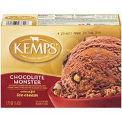 Kemps Chocolate Monster Reduced Fat Ice Cream