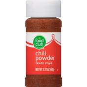 Food Club Texas Style Chili Powder