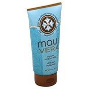 Maui Vera Sunburn Relief & After Sun Moisturizer, Organic