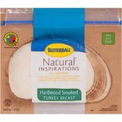 Butterball Natural Inspirations All Natural Hardwood Smoked Turkey Breast