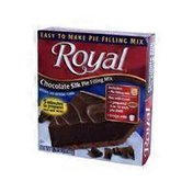 Royal Chocolate Silk FLAVOR Pie Filling Mix