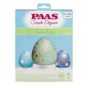 PAAS Simple Elegance Egg Decorating Kit Robin Eggs