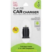 Brite Concepts Bright Concepts Car Charger, Dual USB