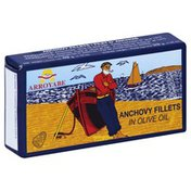 Arroyabe Anchovy Fillets, in Olive Oil
