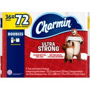 Charmin Ultra Strong Toilet Paper Rolls