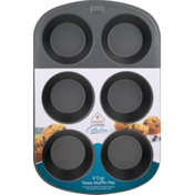 Smart Living 6 Cup Texas Muffin Pan
