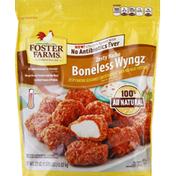Foster Farms Boneless Wyngz, Zesty Nacho, Hot