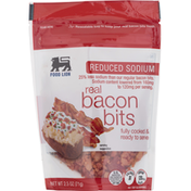 Food Lion Bacon Bits, Reduced Sodium, Real