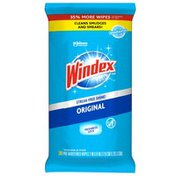 Windex Glass and Surface Wipes Original