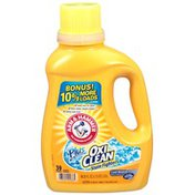 Arm & Hammer Plus the Power of OxiClean Stain Fighters Cool Breeze Laundry Detergent