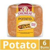 Brownberry/Arnold/Oroweat Country Potato Hot Dog Buns
