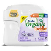 Similac Organic with A2 Milk Toddler Formula with Iron