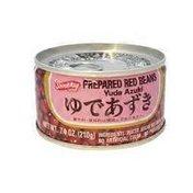 Shirakiku Canned Yude Azuki Red Bean Paste