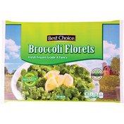 Best Choice Frozen Broccoli Florets
