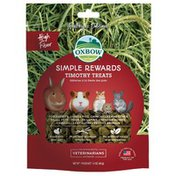 Oxbow Simple Rewards Timothy Treat for Pets