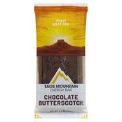 Taos Mountain Energy Bar, Chocolate Butterscotch