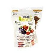 Health Bone Dog Treats, Medium Bones, Mixed Berry Formula