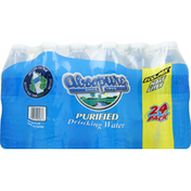 Absopure Drinking Water, Purified, 24 Pack