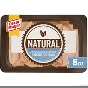 Oscar Mayer Applewood Smoked Uncured Ham Sliced Lunch Meat
