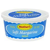 Mother's Margarine, Salted, Soft, Tub