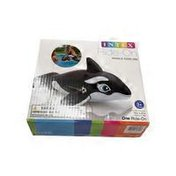 Intex Inflatable Whale Ride On Toy