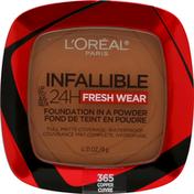 L'Oreal Foundation, Fresh Wear, Copper 365