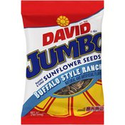 DAVID Seeds Buffalo Style Ranch Jumbo Sunflower Seeds