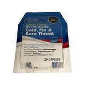 Best Choice Maximum Strength** Mucus Relief Cold, Flu & Sore Throat