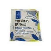 Valentina's Home-Brewed Habit Breaker Magickal Mineral Bath Salts