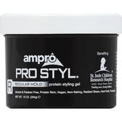 Ampro Styling Gel, Protein