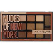 Maybelline Eyeshadow, Nude of New York, 01