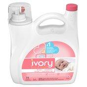 Ivory Snow Snow Stage 1: Newborn Liquid Laundry Detergent