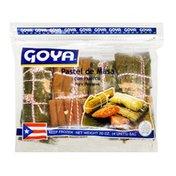 Goya Puerto Rican Pork Pasteles