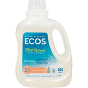 ECOS Laundry Detergent, Plant Powered, Magnolia & Lily